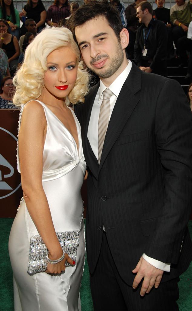 Christina Aguilera, Jordan Bratman, 2006 Grammys