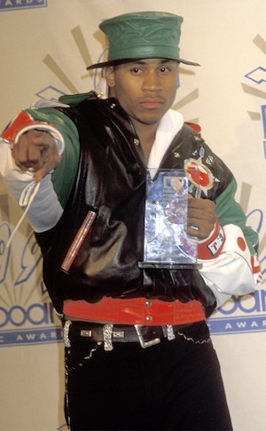LL Cool J, 1991 Billboard Music Awards, Most Memorable Looks