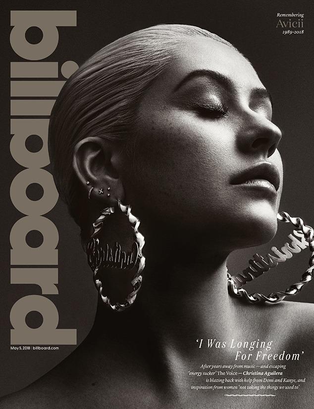 Christina Aguilera, Billboard