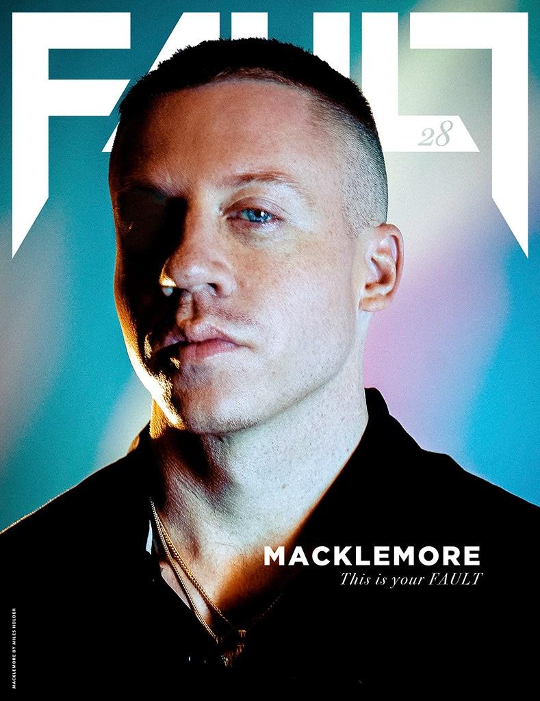 Macklemore, Fault Magazine