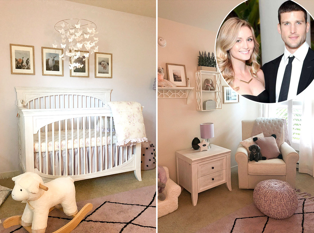 Parker Young Stephanie Weber Baby Nursery