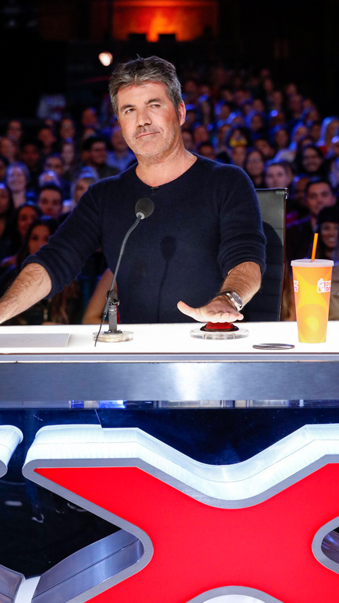 Simon Cowell, America's Got Talent