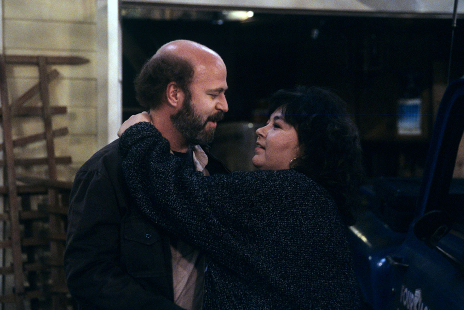 Roseanne Barr, Bill Pentland
