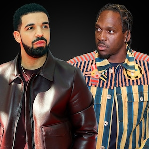 Drake, Pusha T