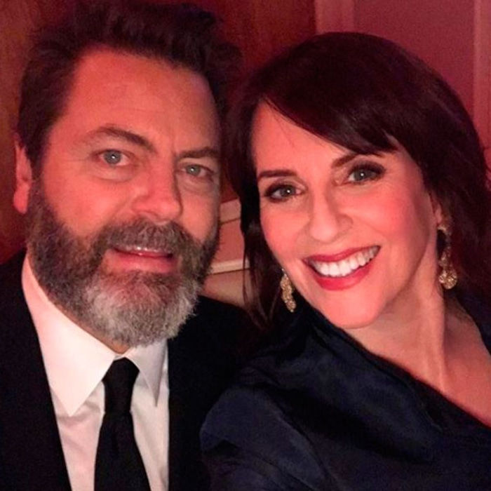 10 Times Megan Mullally And Nick Offerman Were The Most Hilariously