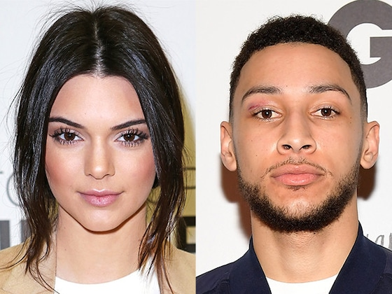 Kendall Jenner Spends Ben Simmons' Birthday by His Side