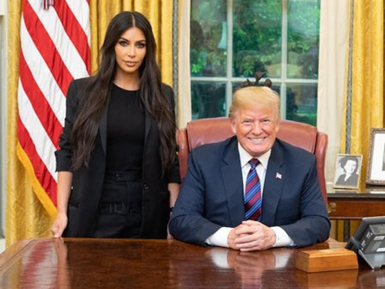 Kim Kardashian Claps Back at Criticism Over Working With Donald Trump