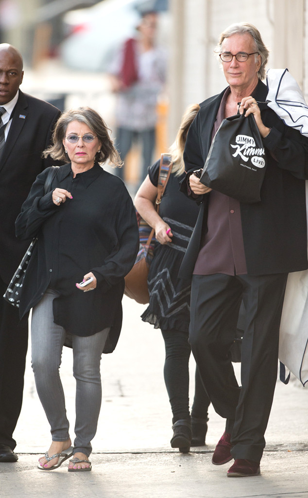 Roseanne Barr, Johnny Argent