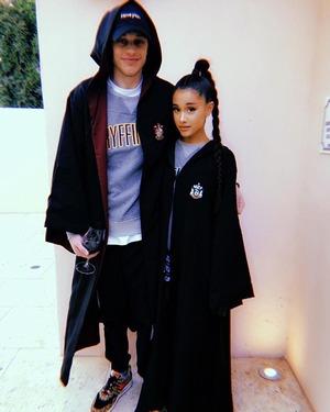 Pete Davidson, Ariana Grande