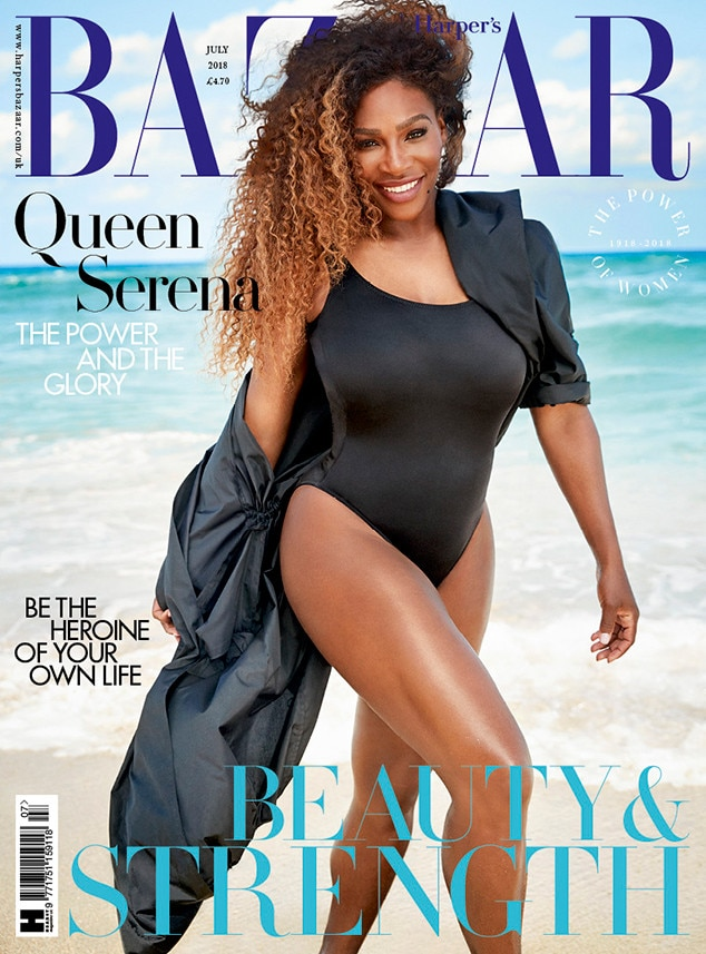 Serena venus williams bikini apologise