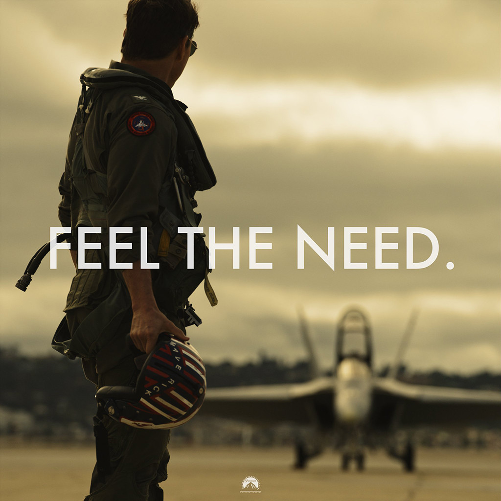 Top Gun Maverick, Tom Cruise