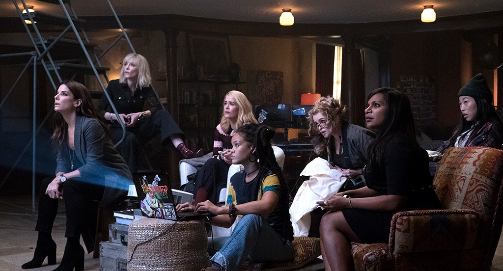 Why Matt Damon's Ocean's 8 Cameo Was Cut