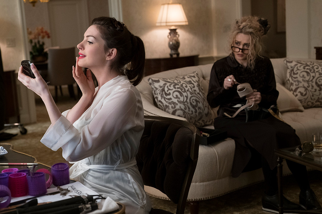 Ocean's 8, Anne Hathaway