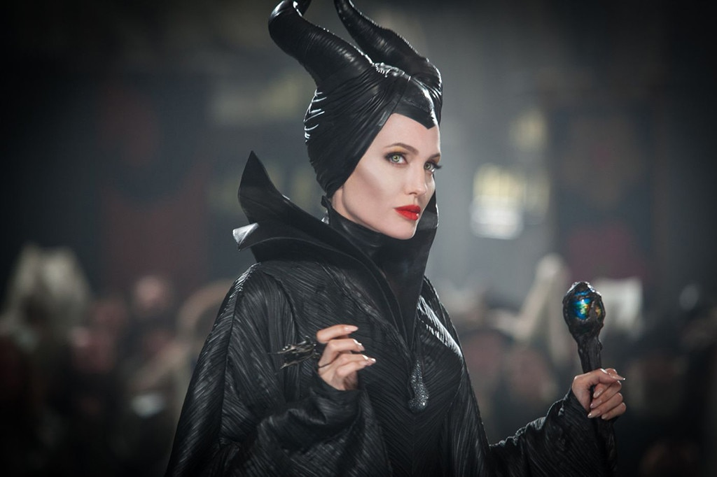 Maleficent  -  In 2014, Disney turned the  Sleeping Beauty  story on its head to tell the tale from the point of view of Maleficent, its iconic villain. Starring  Angelina Jolie  in the titular role and  Elle Fanning  as Aurora, the film only notched a 54 percent rating at Rotten Tomatoes, but earned an A from audiences, according to CinemaScore.
