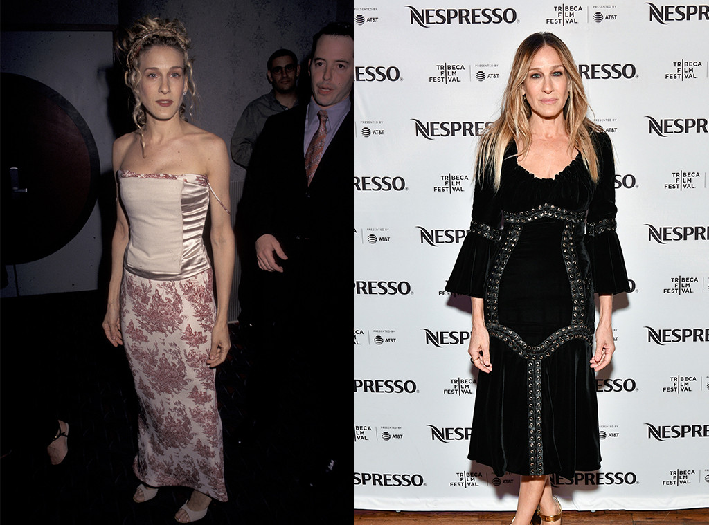 Sex and the City Stars 20 Years Later: See the Cast's ...