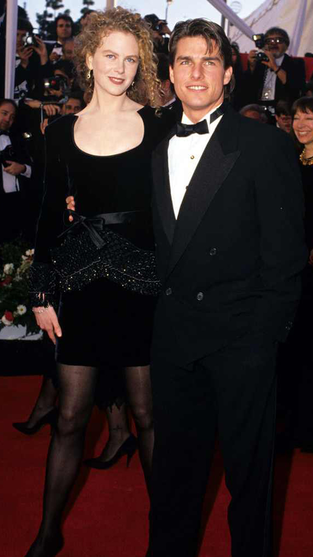 Nicole Kidman, Tom Cruise, Oscars Chic