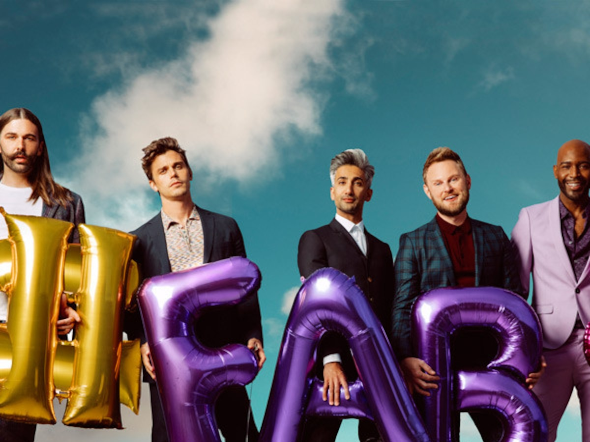 Surprise, There's a New <i>Queer Eye</i> Episode!