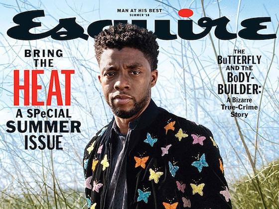 Chadwick Boseman explique l'importance du succ&egrave;s international de <i>Black Panther</i>