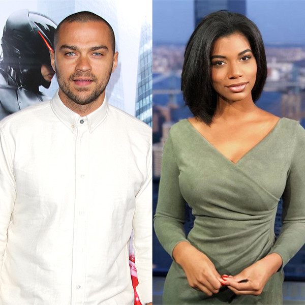 Jesse Williams, Taylor Rooks