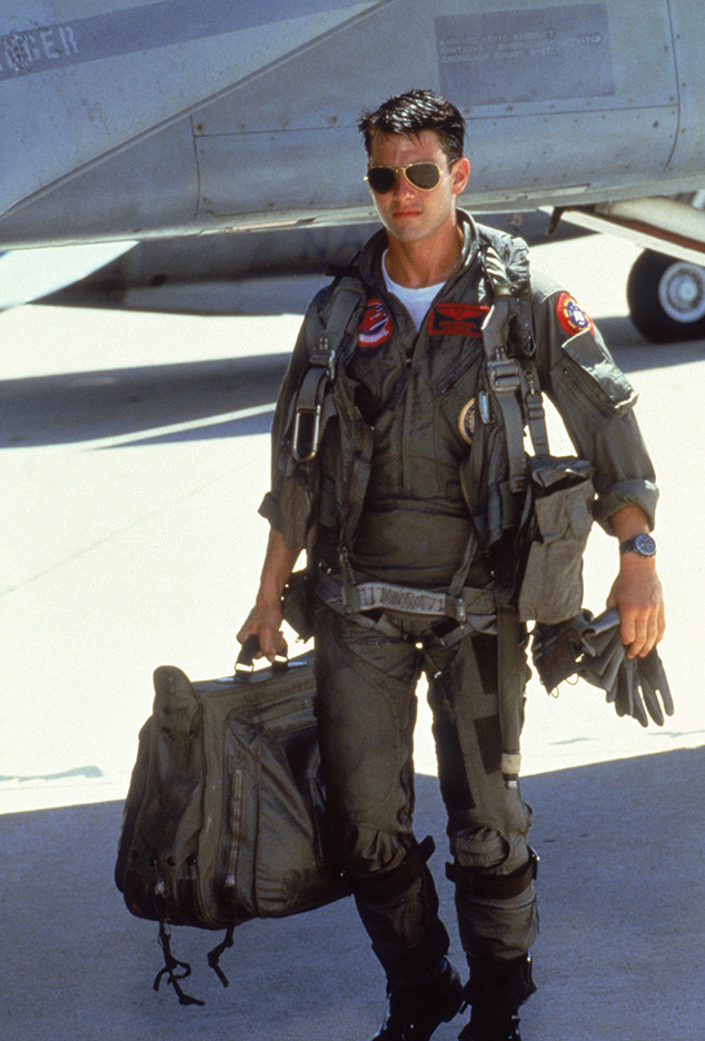 Tom Cruise, Top Gun