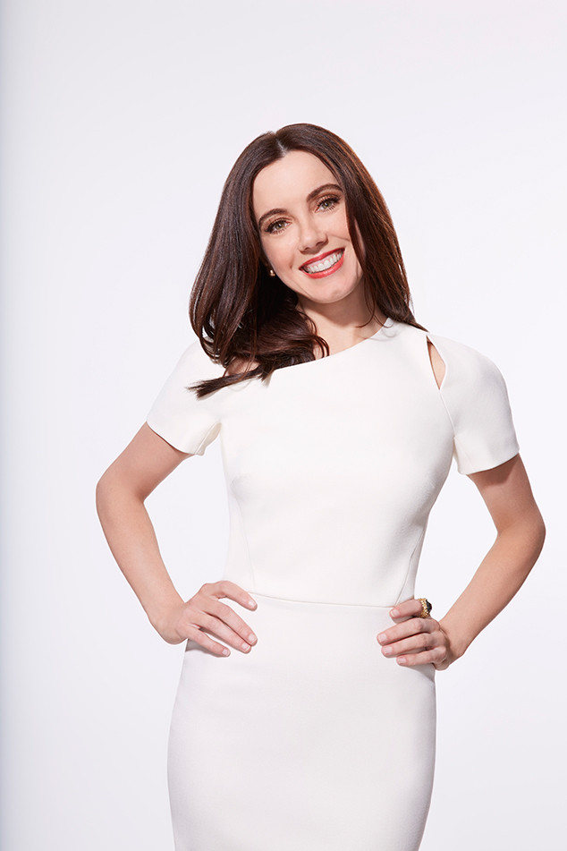 Melanie Bromley, E! News