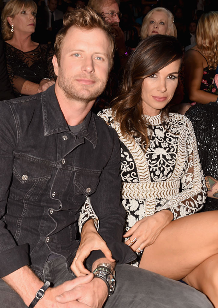 inside dierks bentley's private romance with wife cassidy black | e
