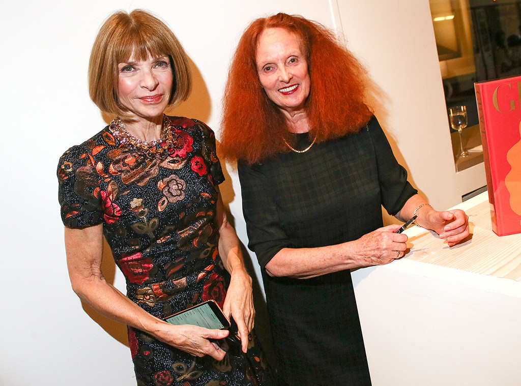 Anna Wintour, Grace Coddington
