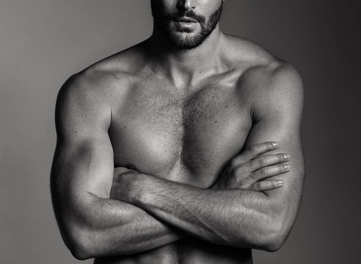 Hombre sexy