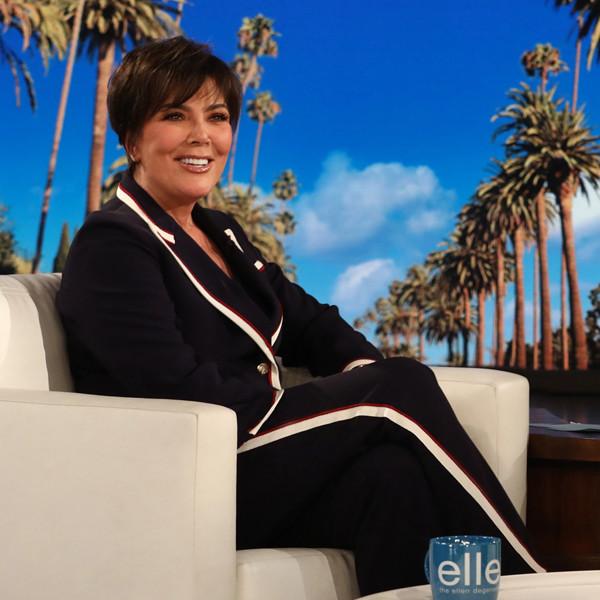 Kris Jenner, Ellen DeGeneres