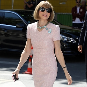 Anna Wintour, Paris Fashion Week
