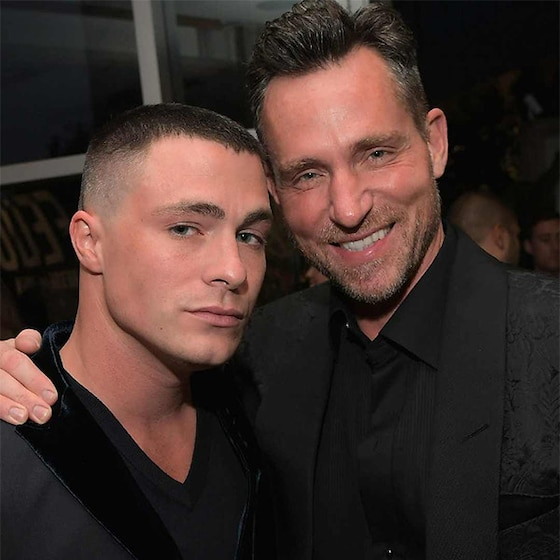 Colton Haynes' 1-Year Wedding Anniversary Tribute to Jeff Leatham Will Make You Swoon