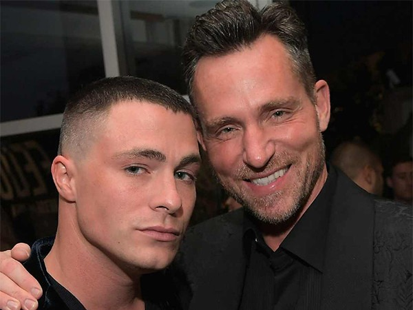 Colton Haynes and Jeff Leatham Reunite Two Months After Split