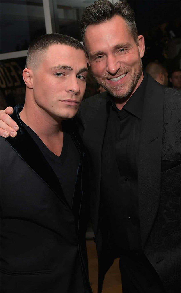 Inside Colton Haynes and Jeff Leatham's Slow and Steady