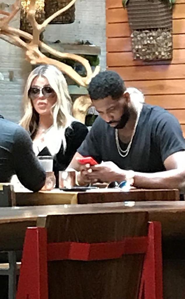 Khloe Kardashian, Tristan Thompson, Instagram