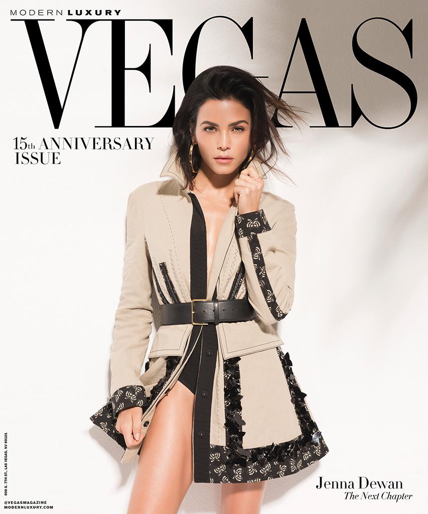 Jenna Dewan, VEGAS Magazine, May/June 2018