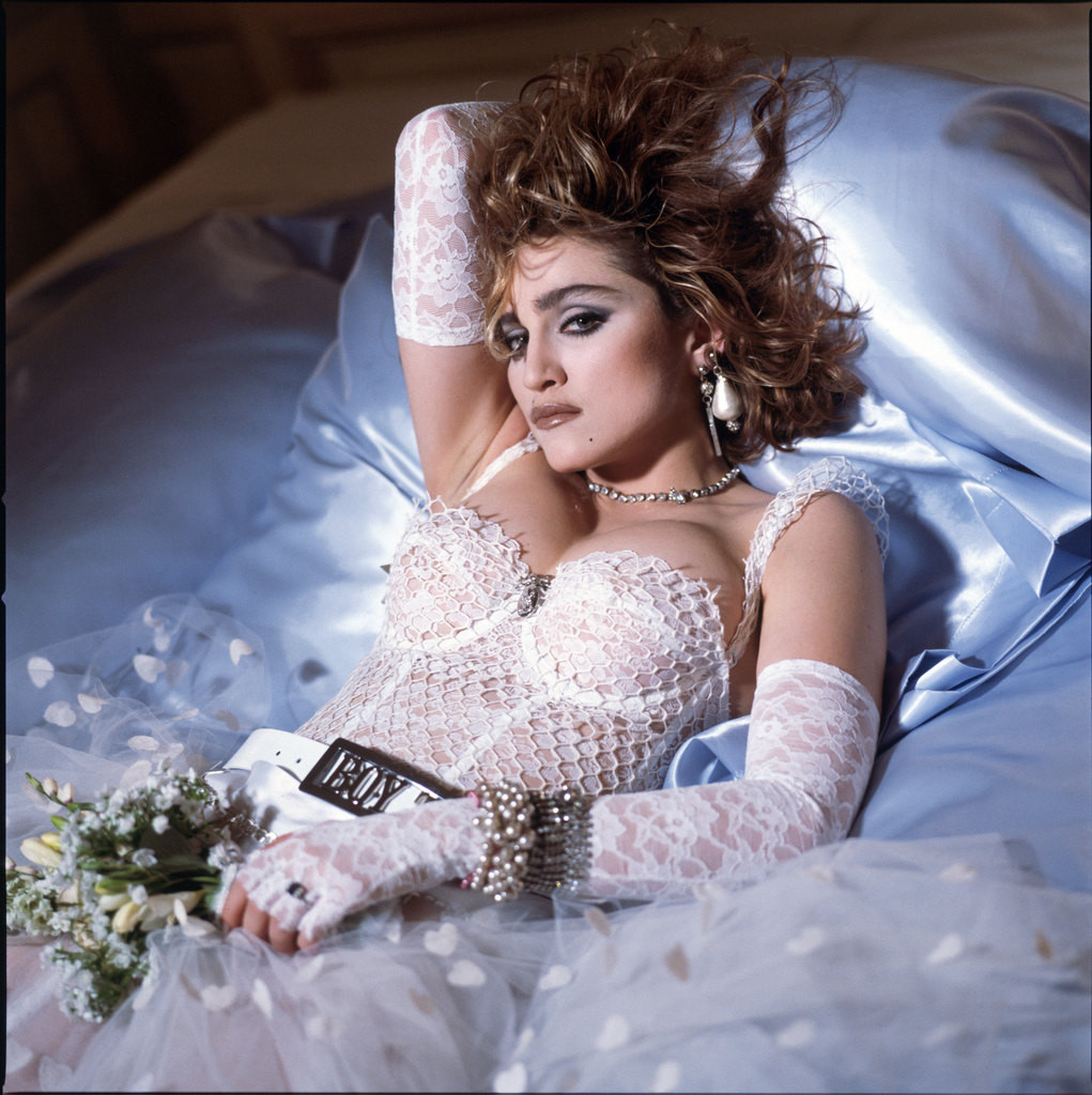 Madonna, Like Virgin