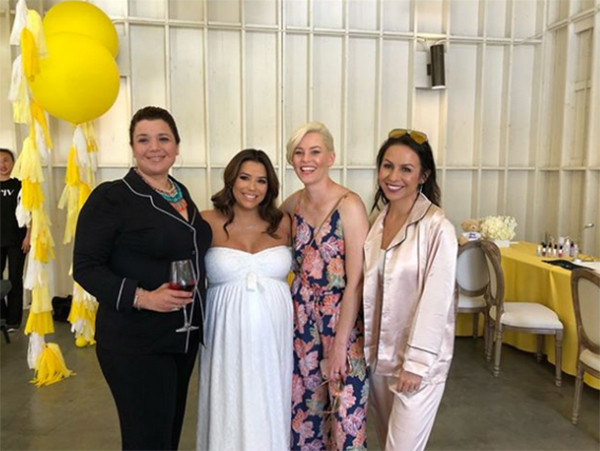 Eva Longoria, Baby Shower