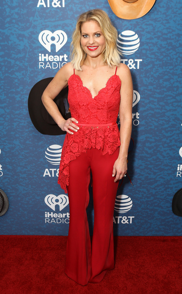 Candace Cameron Bure, 2018 iHeartCountry Festival