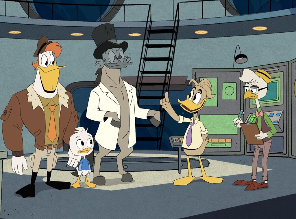 DuckTales : Renewed -  Renewed at Disney Channel for a third season.