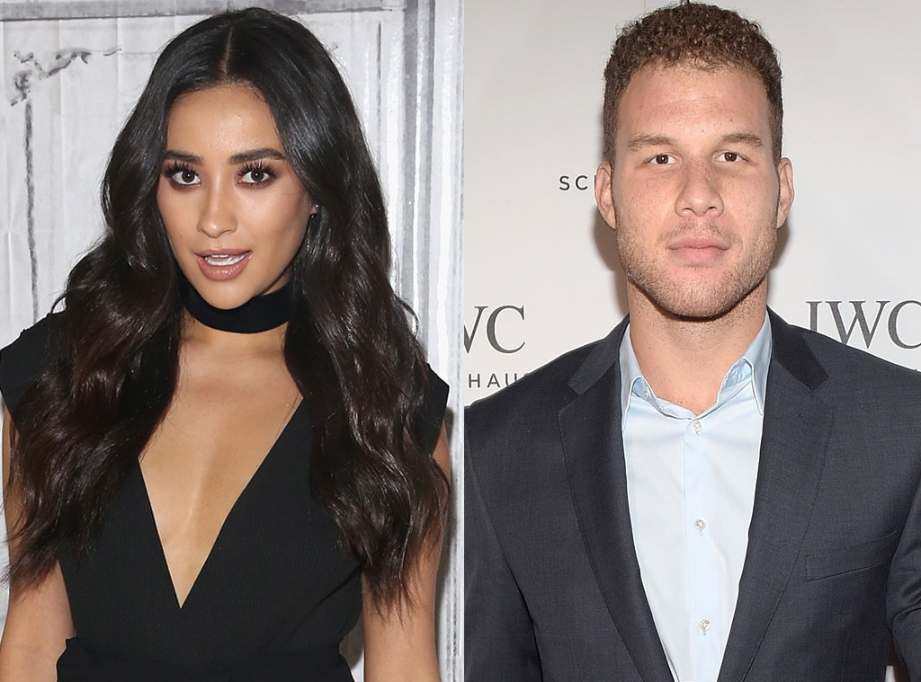 Shay Mitchell, Blake Griffin