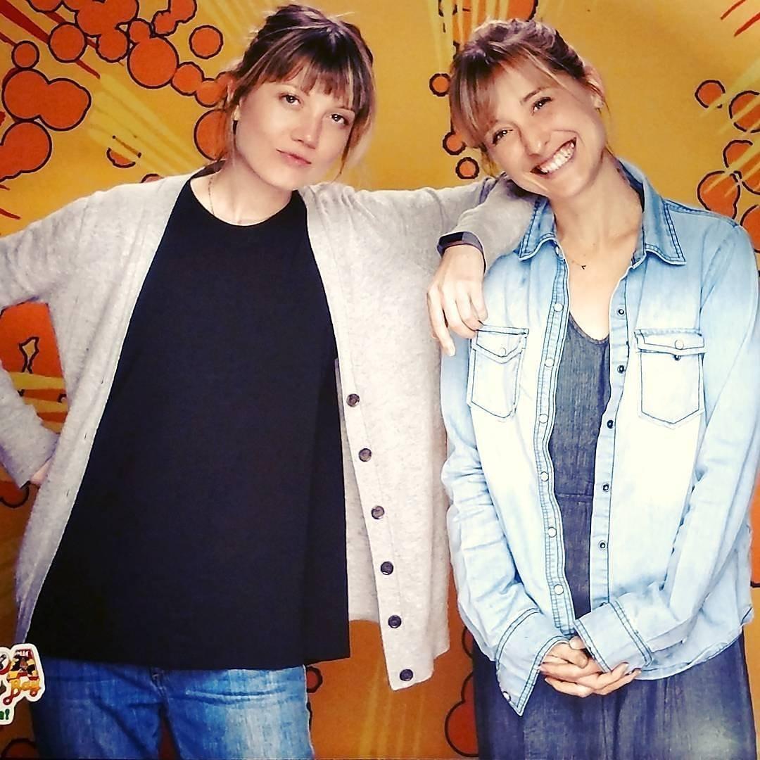 Allison Mack, Nicki Clyne