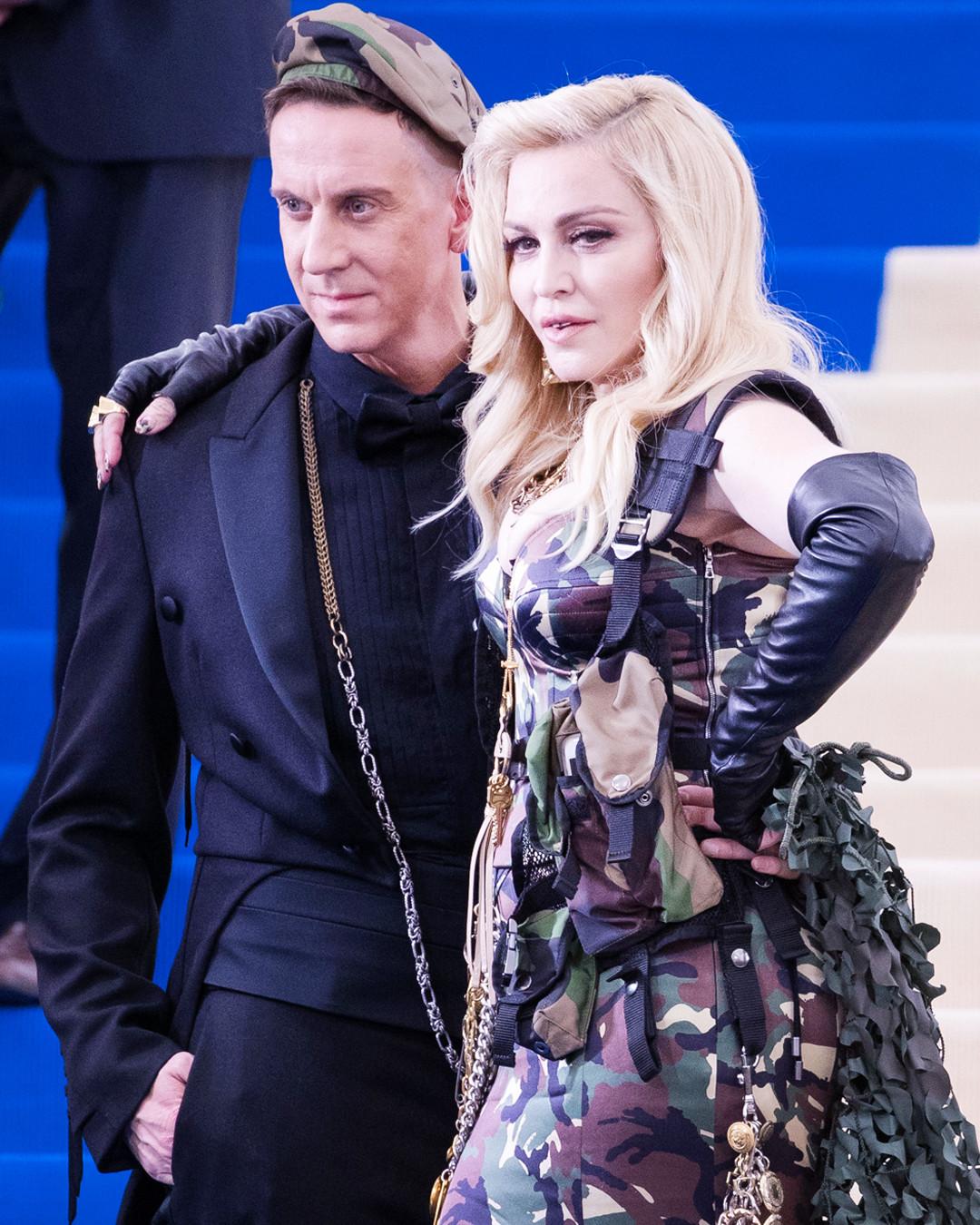 ESC: Madonna, Jeremy Scott