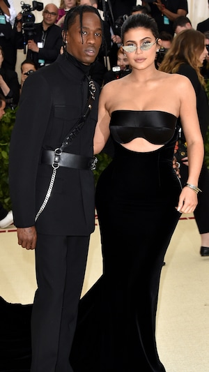 Kylie Jenner, Travis Scott, Met Gala 2018, Couples