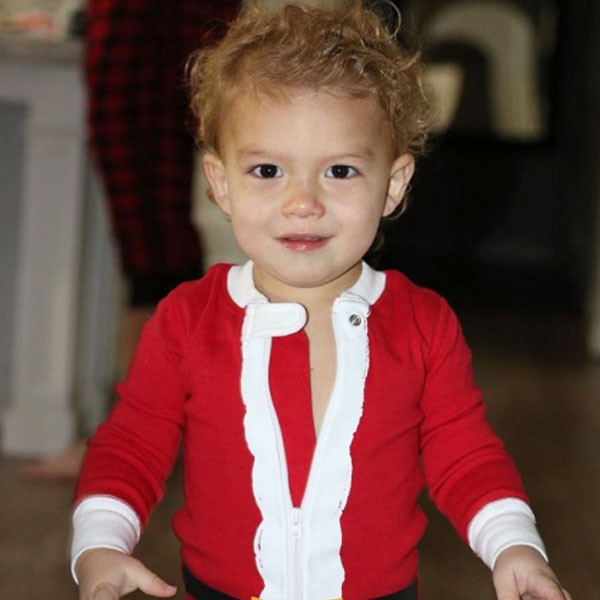 Santa baby: from Boomer Phelps' Cutest Moments   E! News