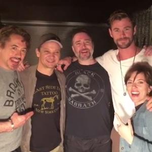 Avengers, Tattoos