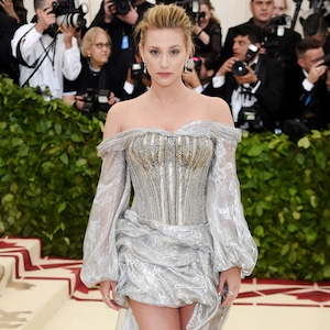 Lili Reinhart, 2018 Met Gala, Red Carpet Fashions