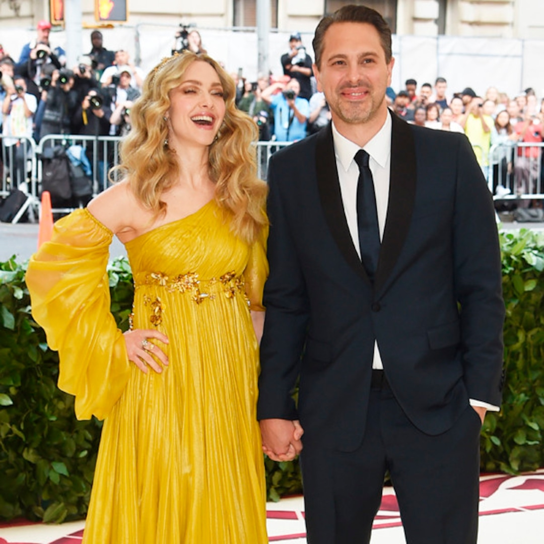Amanda Seyfried Gives Birth Welcomes Baby No. 2 With Thomas Sadoski – E! NEWS
