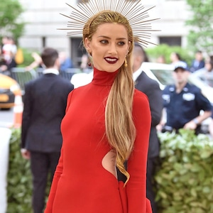 Amber Heard, 2018 Met Gala, Red Carpet Fashions