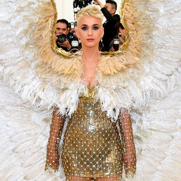 Katy Perry, 2018 Met Gala, Red Carpet Fashions