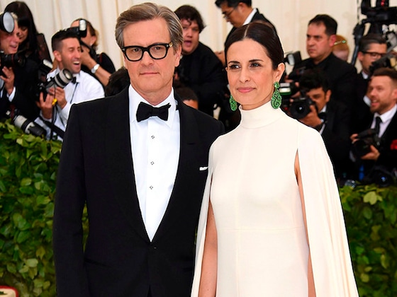 Colin Firth and Wife Livia Split After 22 Years of Marriage